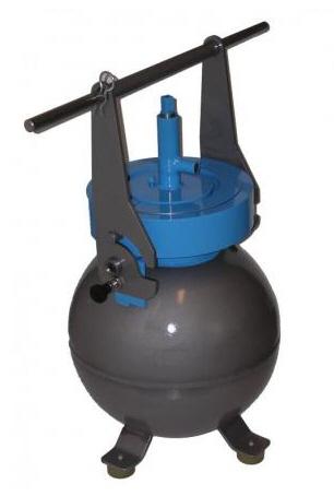 Взрывозащитный контейнер DynaSafe DynaSEALR P3 для переноски взрывоопасных предметов