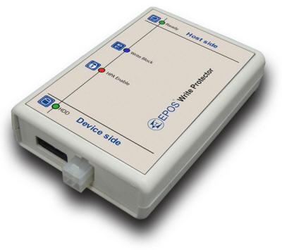 Блокиратор записи на жёсткий диск EPOS WriteProtector