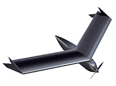 Беспилотный летательный аппарат Чибис самолетного типа