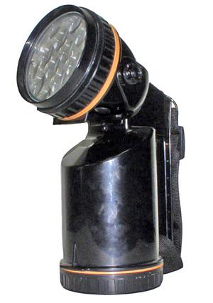 Профессиональный переносной светодиодный фонарь ЭКОТОН-1