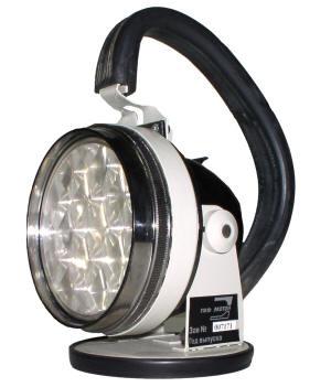 Фара ручная взрывозащищенная светодиодная ЭКОТОН-3 ФР-ВС