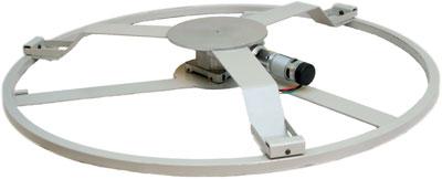 Автоматизированная поворотная платформа ППДУ для проведения измерений по ГОСТ Р 51320-99