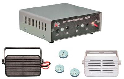Генератор акустического шума РИАС-2С стационарный
