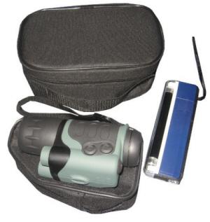 Комплект для исследования места происшествия в ультрафиолетовых лучах