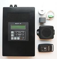 Система виброакустической защиты речевой информации SEL SP-157