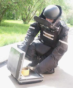 Защитный комплект сапера Заслон
