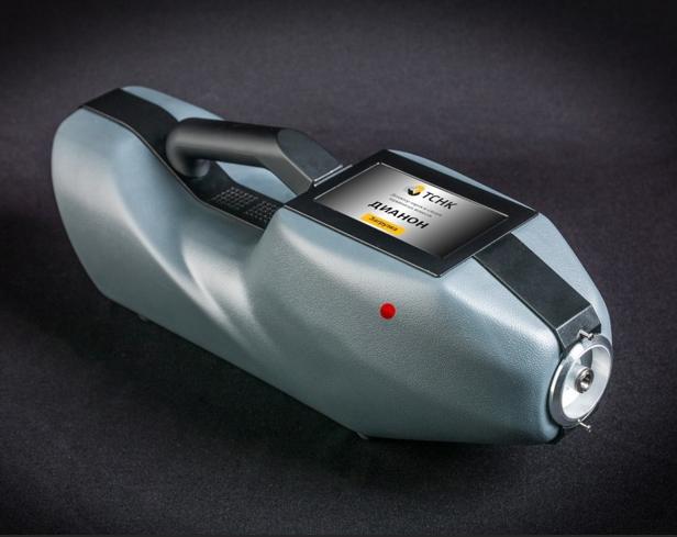 Дианон - портативный детектор взрывчатые веществ совмещённый с поисковым радиометром.