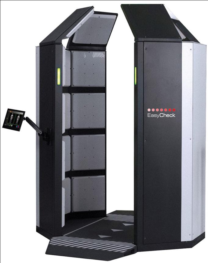 Система сканирования посетителей EasyCheck