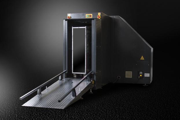 Сканер контейнеров бортового питания 40113