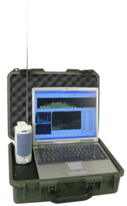 Комплекс обнаружения радиоизлучающих средств и радиомониторинга КРОНА Про