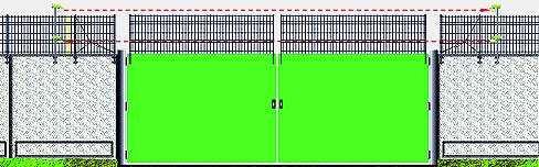 Инфракрасное активное оптическое средство обнаружения Вектор-СПЭК