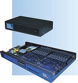 Автономные устройства многоканальной записи переговоров с Ethernet-интерфейсом SL-Ethernet