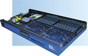 Профессиональные устройства многоканальной записи переговоров SL-Professional