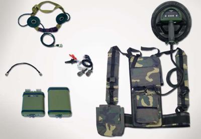 Переносной искатель неконтактных взрывных устройств ИНВУ (NR-900 EK)