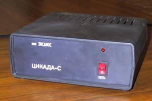 Устройство информационной защиты электросети Цикада - С