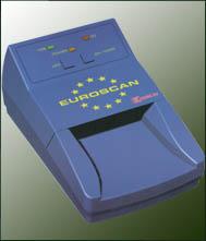 Автодетектор валюты EuroScan 77