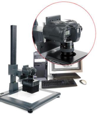Цифровая система регистрации и обработки отпечатков пальцев DCS-3