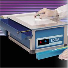 Электростатическая система выявления и исследования давленых текстов ESDA2