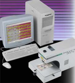 Раман-спектрометр для криминалистического исследования красителей FORAM 685-2
