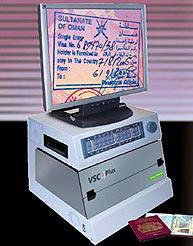 Автоматизированный комплекс для исследования подлинности документов VSC 4PLUS