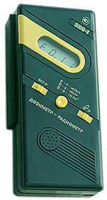 Дозиметр- радиометр ДРГБ-01 ЭКО-1