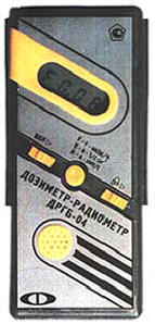Дозиметр-радиометр ДРГБ-04