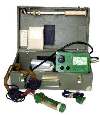 Измеритель мощности поглощенной дозы гамма-излучения ИМД-5
