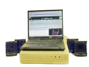 Комплекс для обнаружения и локации сигналов паразитной генерации Дельта