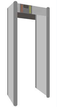 Металлодетектор арочного типа Паутина