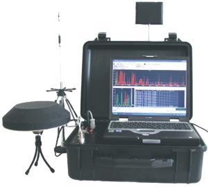 Мобильный комплекс радиоконтроля RS digital Mobile 12G