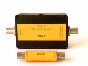 Антенный усилитель - корректор RS/F