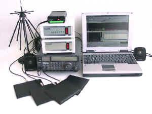 Многоканальный комплекс радионаблюдения и контроля каналов утечки информации RS turbo M