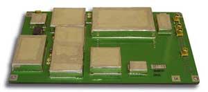 Модуль цифровой обработки сигналов АРК-ЦО10