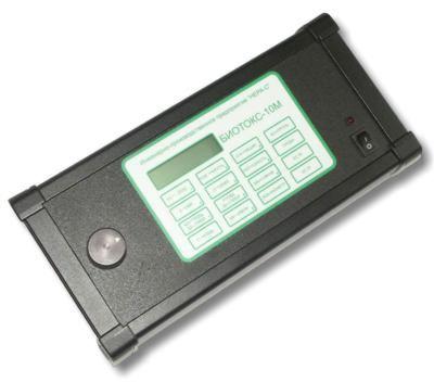 Прибор экологического контроля Биотокс-10М.