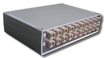 Устройство защиты абонентских телефонных линий Октава-10Т.