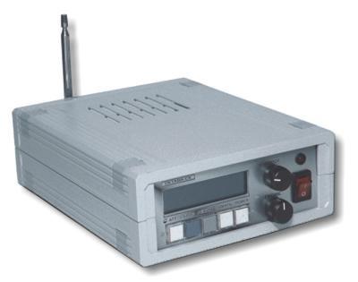 Скоростной автоматический поисковый приёмник ближней зоны с генератором прицельной помехи Октава-СК