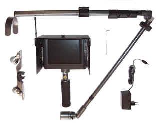 Телевизионная досмотровая система CSS-003