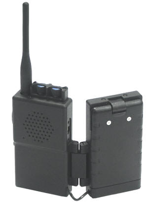 Малогабаритная носимая радиостанция Куница IV