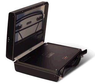 Блокиратор радиоуправляемых взрывных устройств транспортно-носимый ГРИФОН-2МТ
