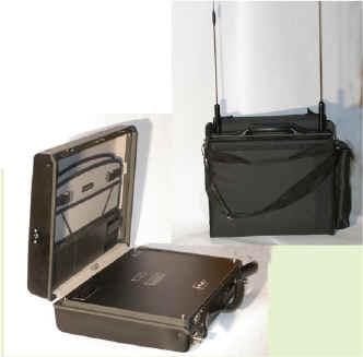 Комплект блокираторов радиоуправляемых взрывных устройств ГРИФОН-4М