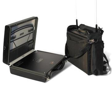Комплект блокираторов радиоуправляемых взрывных устройств транспортно-носимый ГРИФОН-4МТ