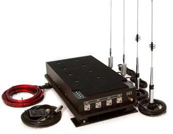 Блокиратор радиоуправляемых взрывных устройств автомобильный ГРИФОН - 4Т