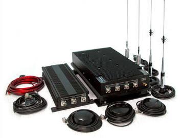 Блокиратор радиоуправляемых взрывных устройств автомобильный ГРИФОН - 7Т