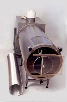 Установка для испытания газового и сигнального оружия
