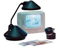 Прибор-визуализатор для достоверной экспресс-проверки банкнот, ценных бумаг, документов Ультрамаг-25ИКМ.