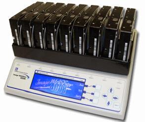 Копировщик накопителей на жестких магнитных дисках IM 4008