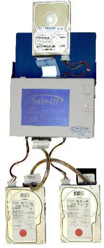 Комплект технических средств для копирования данных ImageMASSter Solo-3 Forensic Kit