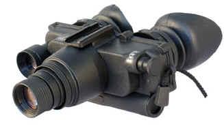 Очки ночного видения DVS-8 (пок. 2+)