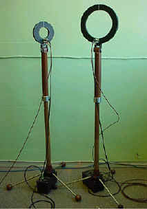 Антенны АГМ-30-1 и АГМ-30-3