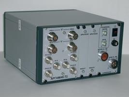 Двухканальный преобразователь радиосигналов АРГАМАК-Т2